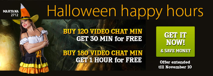 Video Chat Happy Hours