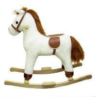 Rocking Horse. Shop in Ukrainian Marriage Agency.