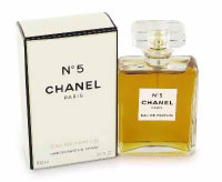 Chanel No 5. Shop in Ukrainian Marriage Agency.