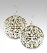 Sunny Disc Earrings. Shop in Ukrainian Marriage Agency.
