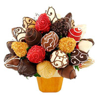 Candy Bouquet Magnificence. Shop in Ukrainian Marriage Agency.