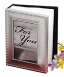 Metal Frame Photo Album . Shop in Ukrainian Marriage Agency.