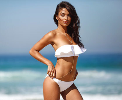 Bikini boom: Stylish swimming suit . Shop in Ukrainian Marriage Agency.