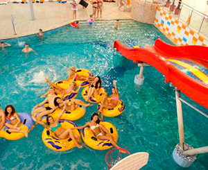Aquapark season subscription 1 month. Shop in Ukrainian Marriage Agency.
