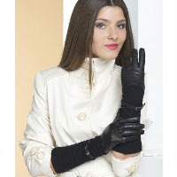Luxurious gloves. Shop in Ukrainian Marriage Agency.