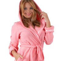 Warm bathrobe. Shop in Ukrainian Marriage Agency.