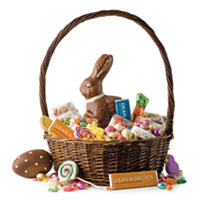 Easter bag with presents. Shop in Ukrainian Marriage Agency.