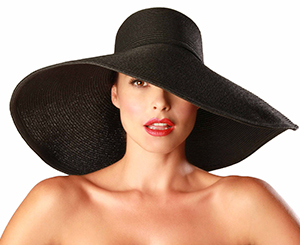 Black hat. Shop in Ukrainian Marriage Agency.