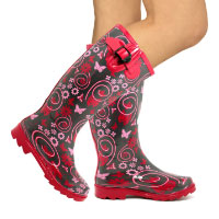 The gummi boots. Shop in Ukrainian Marriage Agency.