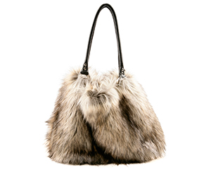 The fur bag. Shop in Ukrainian Marriage Agency.
