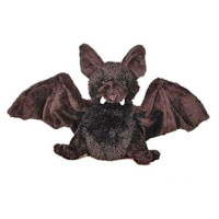 Fluffy bat. Shop in Ukrainian Marriage Agency.