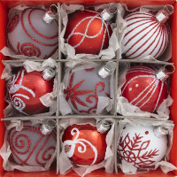 Christmas balls. Shop in Ukrainian Marriage Agency.