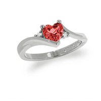 Silver Love Ring. Shop in Ukrainian Marriage Agency.