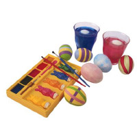 A set for painting Easter Eggs. Shop in Ukrainian Marriage Agency.
