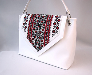 Bag in ukrainian style. Shop in Ukrainian Marriage Agency.