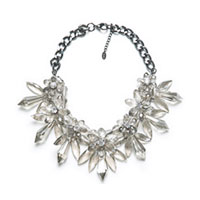 Crystal necklace. Shop in Ukrainian Marriage Agency.