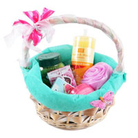 Spa gift basket. Shop in Ukrainian Marriage Agency.
