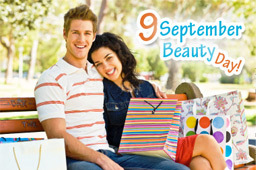 9 September is International Beauty Day