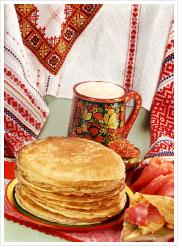 Maslenitsa (Pancake week)