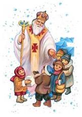 Happy St. Nicholas' day!
