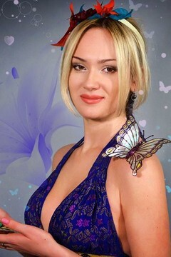 Dasha from Zaporozhye 23 years - it's me. My mid primary photo.