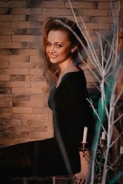 Anastacia from Zaporozhye 20 years - joy and happiness. My mid primary photo.