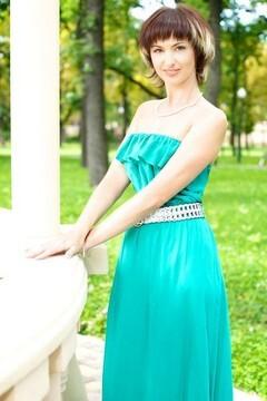 Kseniya from Merefa 35 years - kind russian girl. My mid primary photo.