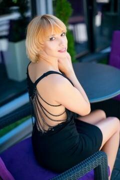 Zoryana from Ivanofrankovsk 34 years - amazing appearance. My small primary photo.