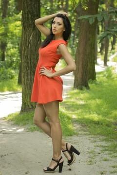 Tanyusha from Cherkasy 26 years - favorite dress. My small primary photo.