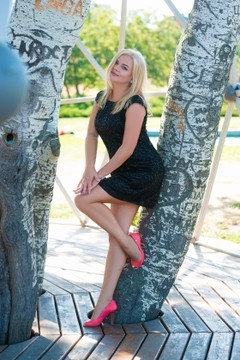 Oksana from Cherkasy 36 years - independent woman. My small primary photo.