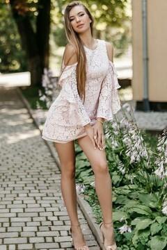 Tanya from Ivanofrankovsk 21 years - mysterious beauty. My small primary photo.