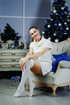 Irisha from Zaporozhye 30 years - bright smile. My small primary photo.