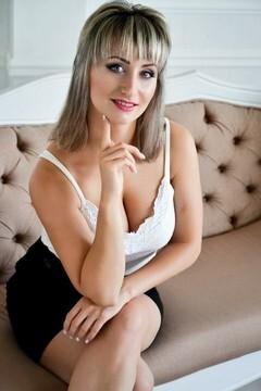 Marina  25 years - charm and softness. My small primary photo.