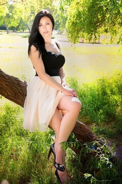 Nadya from Zaporozhye 37 years - lovely girl. My small primary photo.