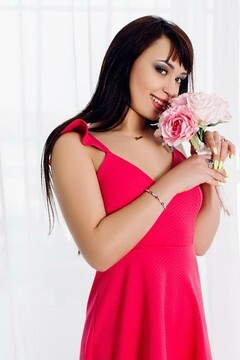 Maria from Cherkasy 21 years - bright smile. My small primary photo.