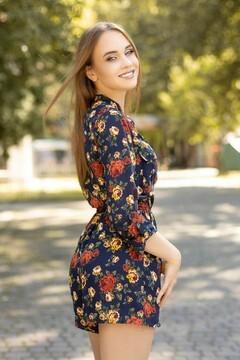 Anastasiya from Ivanofrankovsk 21 years - future wife. My small primary photo.