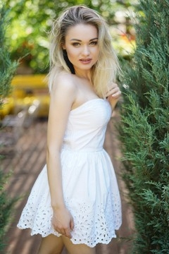 Irina  27 years - nice smile. My small primary photo.
