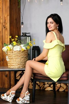 Natalya from Zaporozhye 31 years - Kind-hearted woman. My small primary photo.