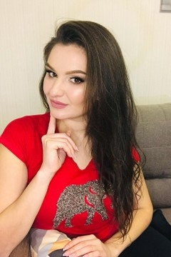 Nadya from Dnipro 28 years - searching life partner. My small primary photo.