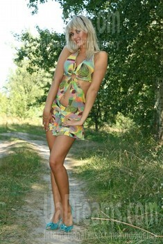 Oksana from Poltava 26 years - girl for marriage. My small public photo.