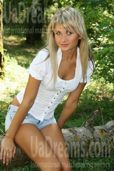 Oksana from Poltava 26 years - girl for dating. My small public photo.