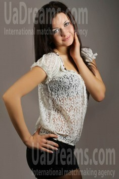 Oksana from Poltava 26 years - amazing girl. My small public photo.