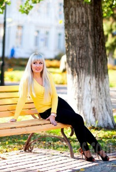 Marina from Poltava 27 years - Warm-hearted girl. My small public photo.