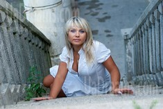 Natasha from Cherkasy 34 years - future bride. My small public photo.