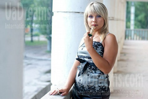 Natasha from Cherkasy 34 years - beautiful and wild. My small public photo.