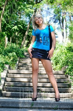 Natasha from Cherkasy 35 years - bright smile. My small public photo.