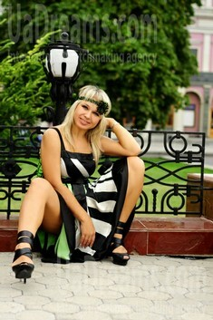 Natasha from Cherkasy 35 years - ukrainian girl. My small public photo.