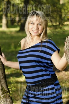 Natasha from Cherkasy 35 years - good mood. My small public photo.
