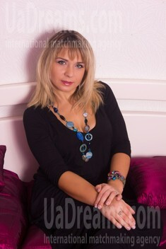 Natasha from Cherkasy 35 years - want to be loved. My small public photo.