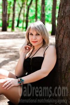 Natasha from Cherkasy 36 years - single russian woman. My small public photo.